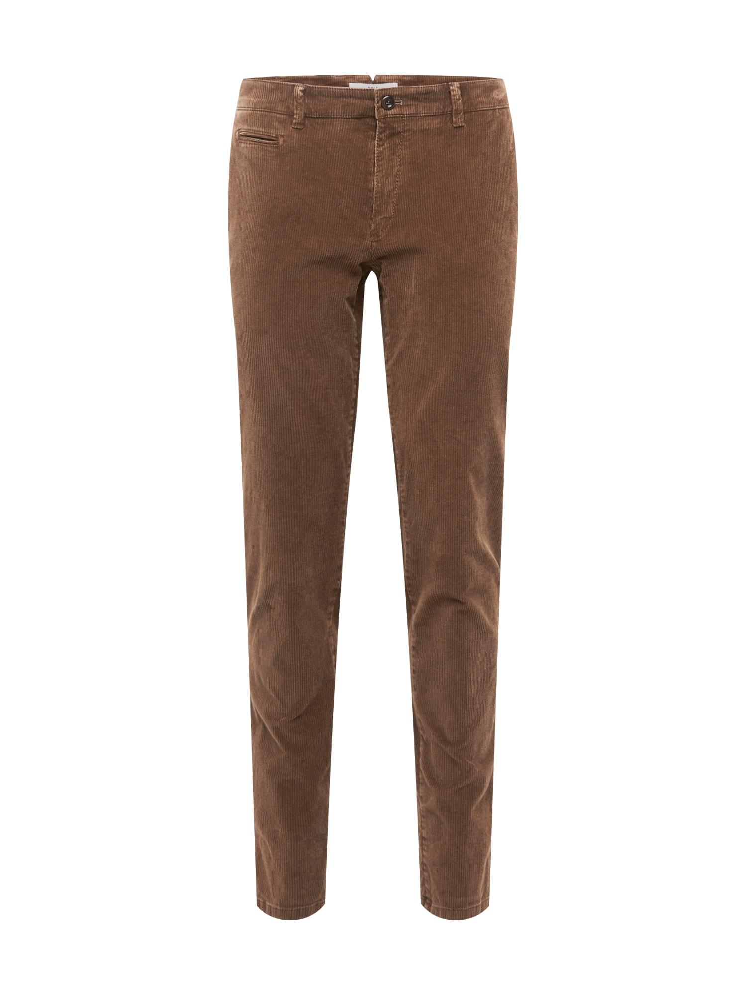 BRAX Kelnės 'Fabio' ruda