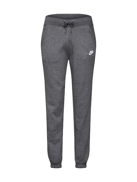 Hosen für Frauen - Nike Sportswear Jogginghose mit Bündchen graumeliert  - Onlineshop ABOUT YOU