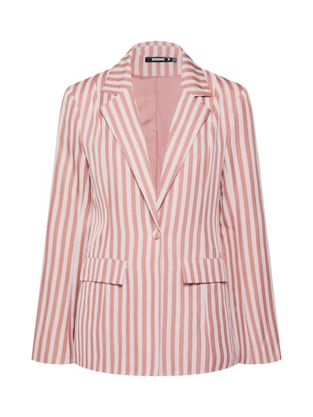 Jacken - Blazer › Missguided › beige rosé  - Onlineshop ABOUT YOU