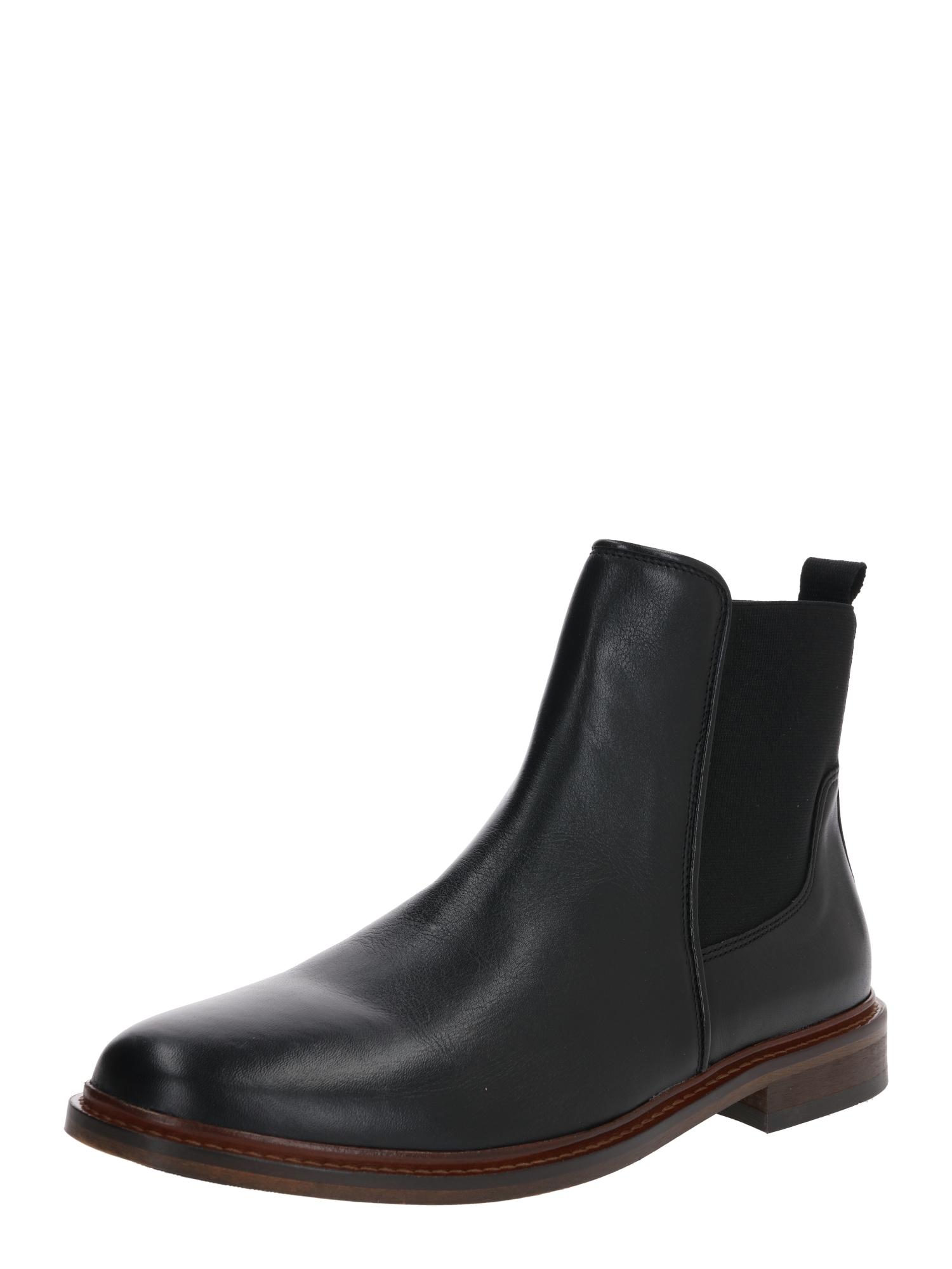 Shoe The Bear Chelsea batai 'WYATT L' juoda