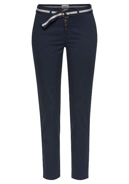 Hosen für Frauen - Hose › Tom Tailor Polo Team › navy  - Onlineshop ABOUT YOU