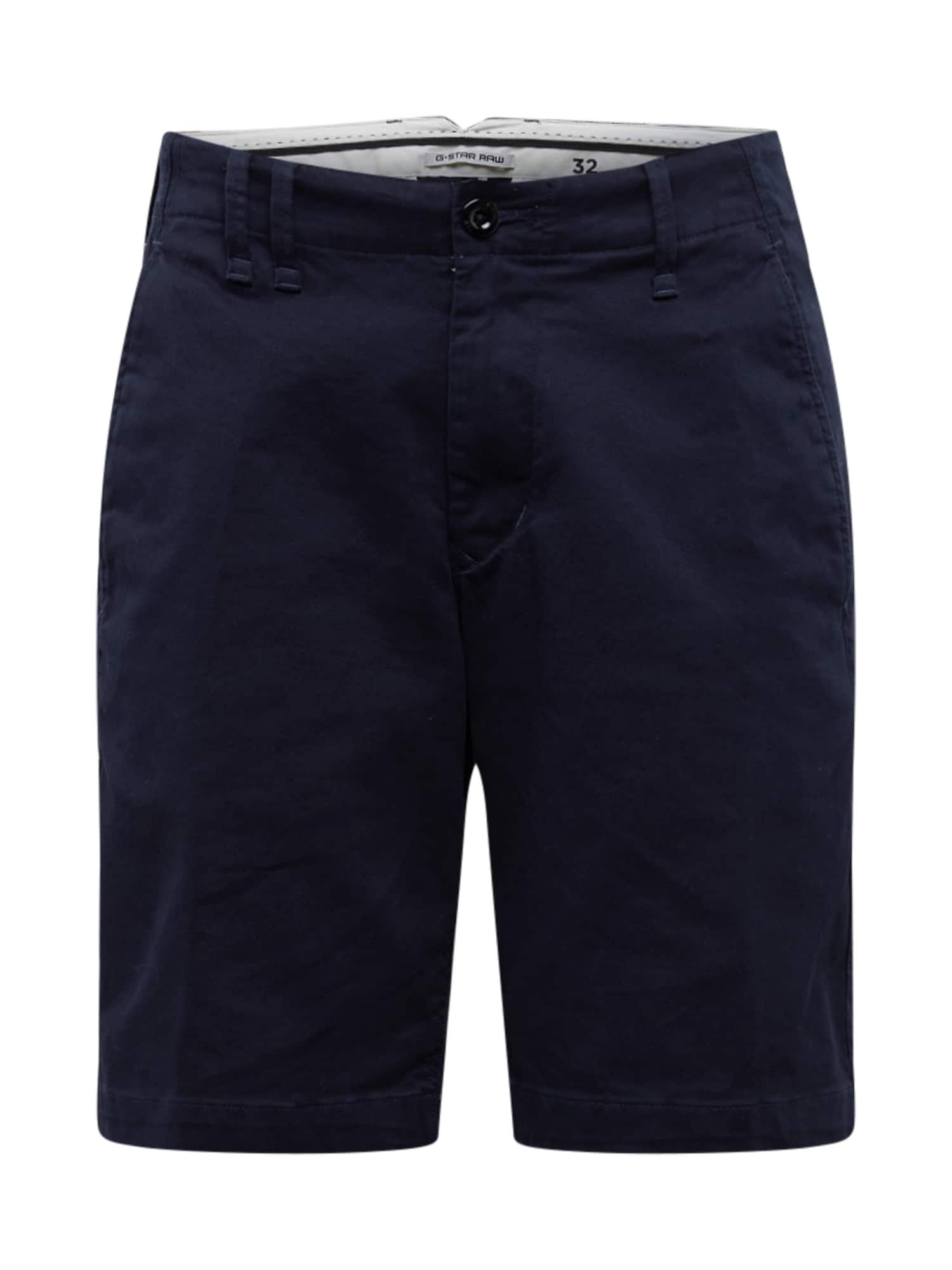 G-Star RAW Kelnės 'Vetar' tamsiai mėlyna