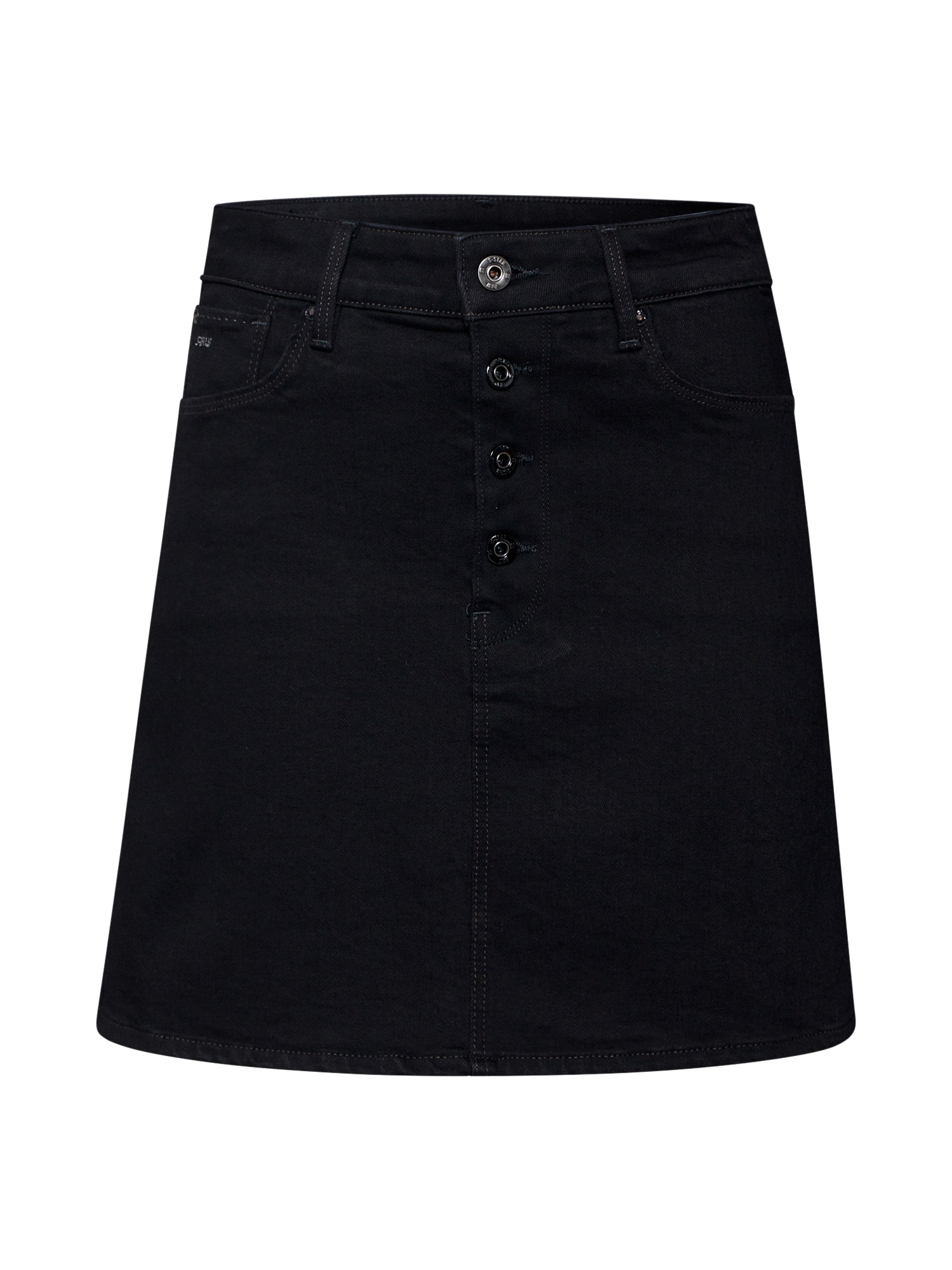 G-Star RAW Sijonas 'Navik Skirt Pop' juoda