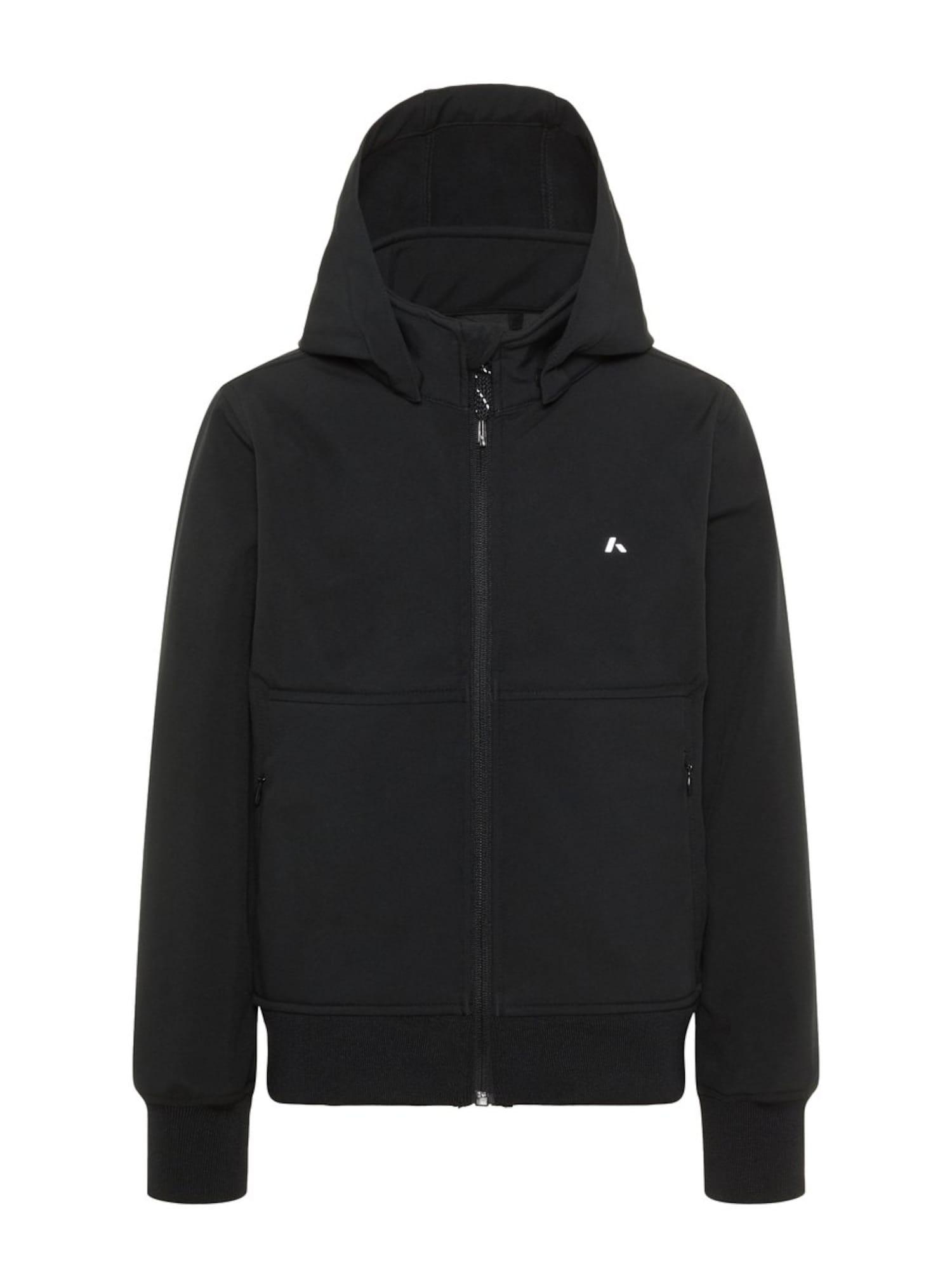 Funkční bunda Alfa černá NAME IT