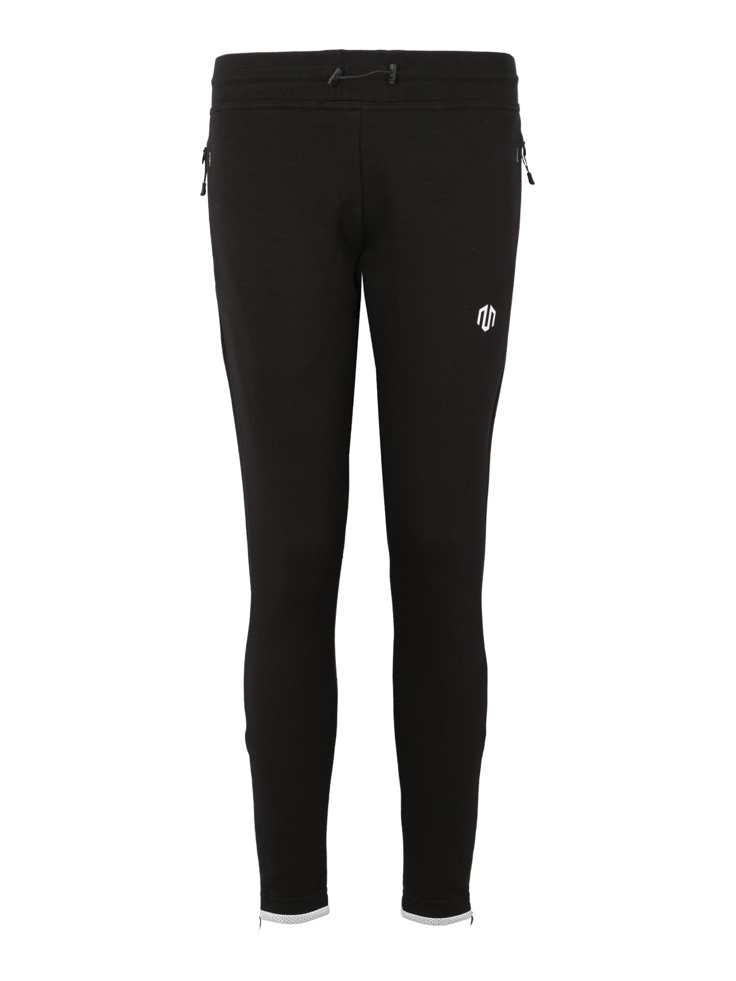 Sportovní kalhoty NAKA Comfy 2.0 černá bílá MOROTAI