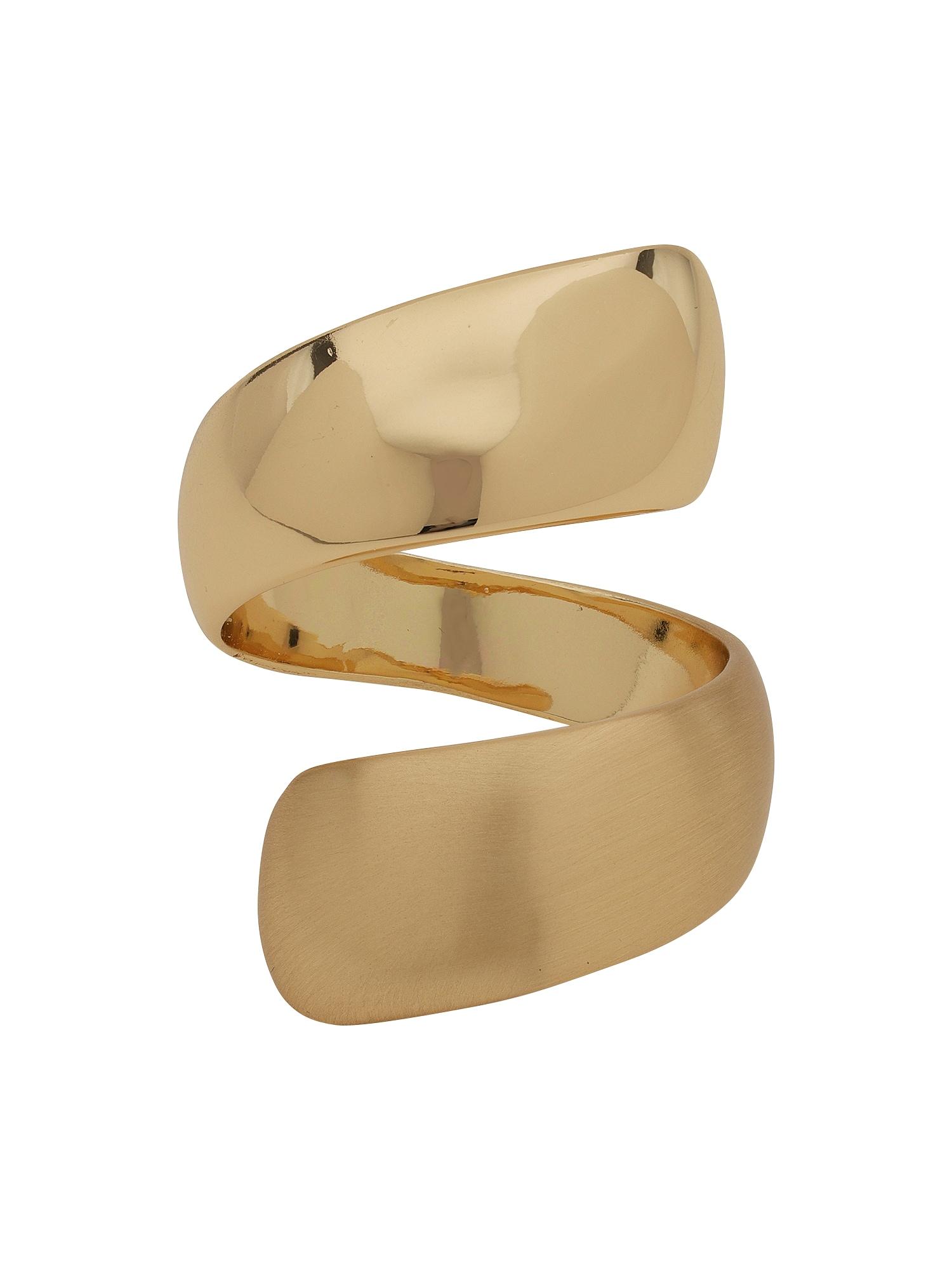 Prsten Alma zlatá Pilgrim