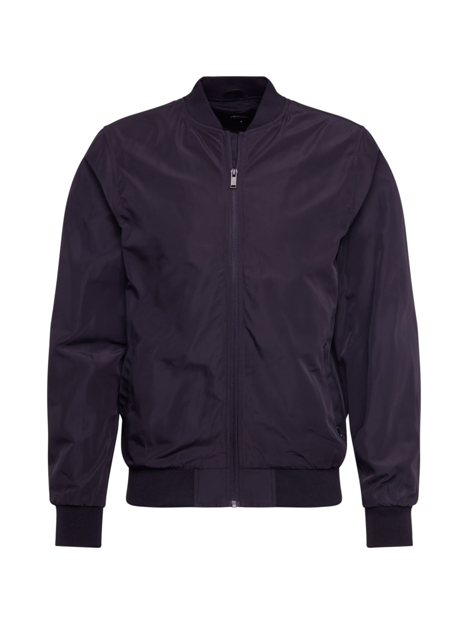 BURTON MENSWEAR LONDON Demisezoninė striukė 'core bomber all' juoda