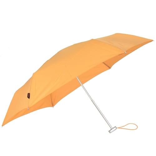 Regenschirme für Frauen - SAMSONITE Accessoires Taschenschirm I 23,5 cm orange  - Onlineshop ABOUT YOU
