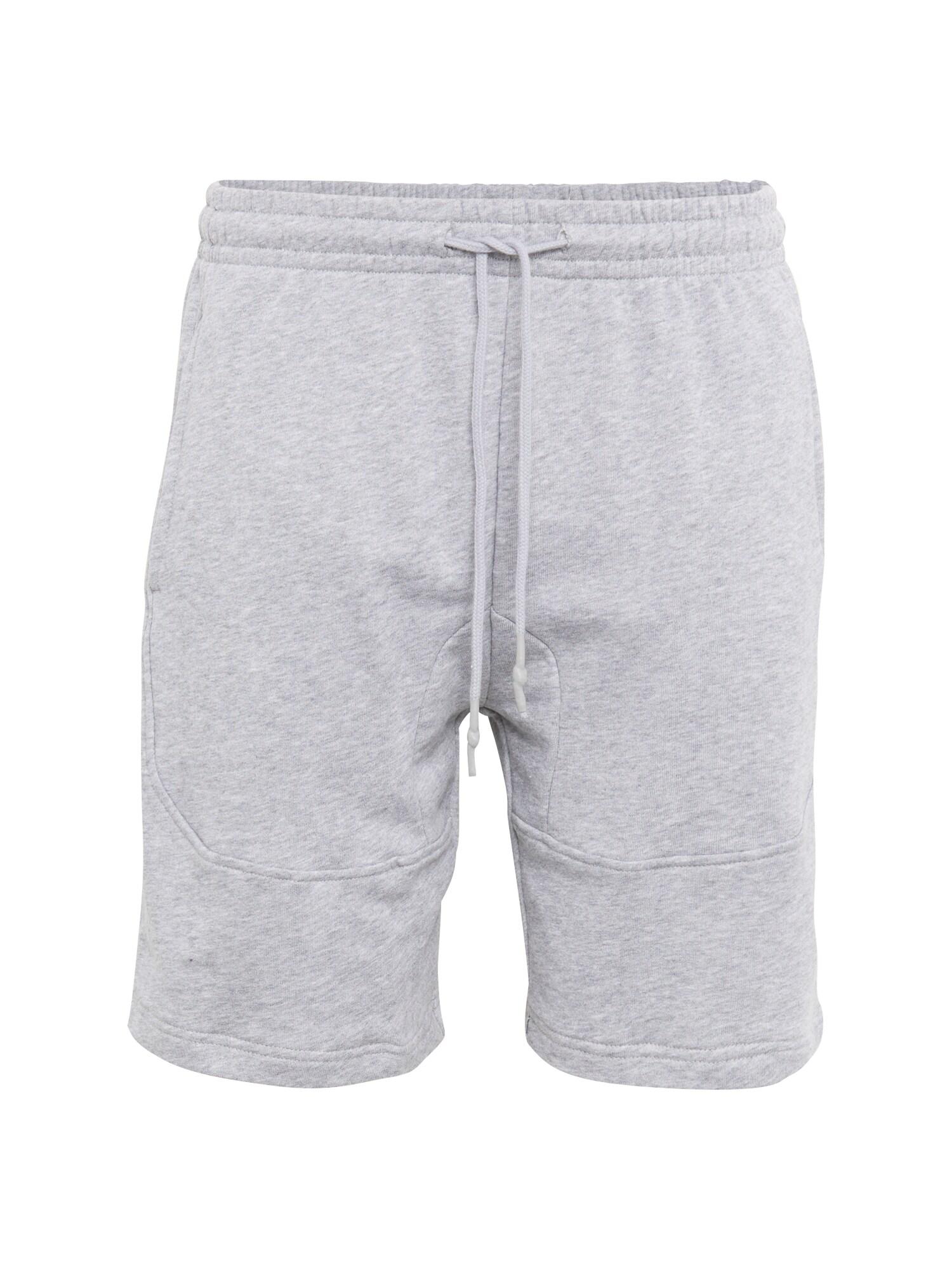 Urban Classics Kelnės 'Terry Shorts' pilka