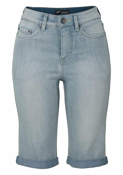 Hosen - Jeansbermudas › ARIZONA › hellblau  - Onlineshop ABOUT YOU