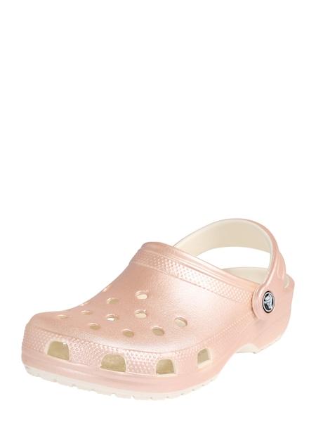 Clogs - Clog 'Classic Metallic' › Crocs › rosegold  - Onlineshop ABOUT YOU