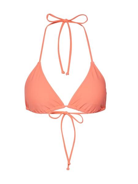 Bademode - Bikinitop 'Lynelle' › EDITED › orange  - Onlineshop ABOUT YOU