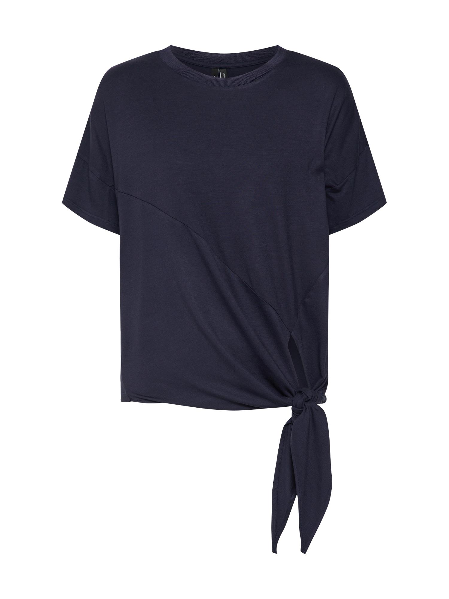 Tričko VANESSA noční modrá VERO MODA