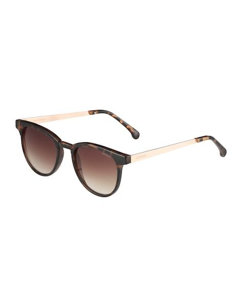 Sonnenbrillen für Frauen - Komono Sonnenbrille 'Francis' braun rosé  - Onlineshop ABOUT YOU