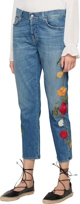 7 For All Mankind 'Josefina' Cropped Jeans