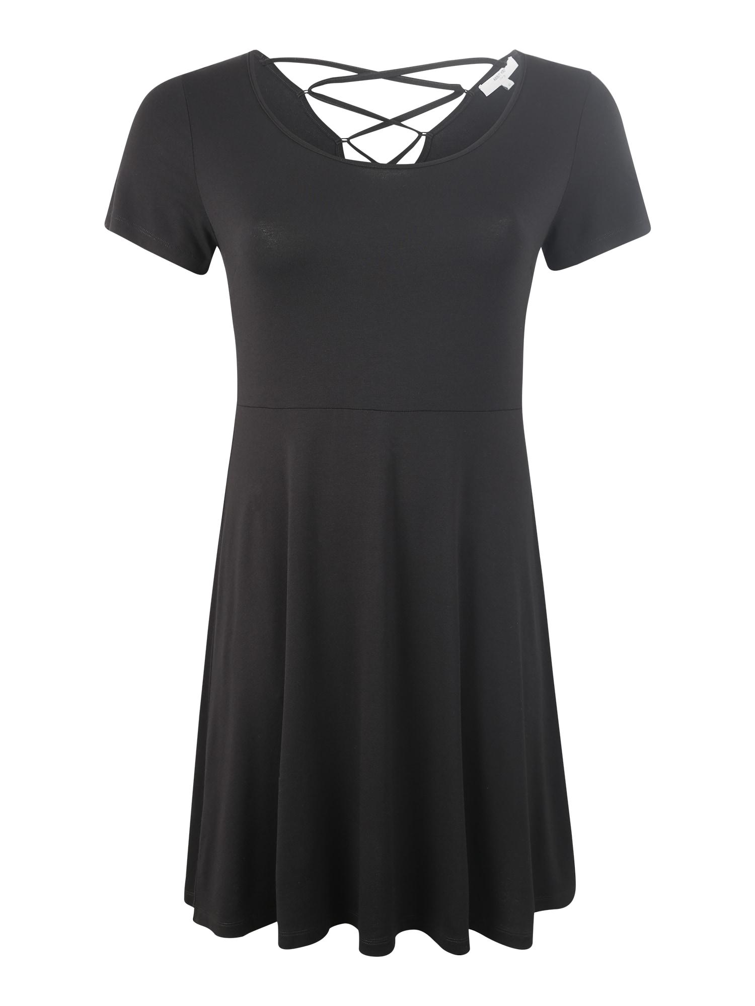 ABOUT YOU Curvy Suknelė 'Taira' juoda