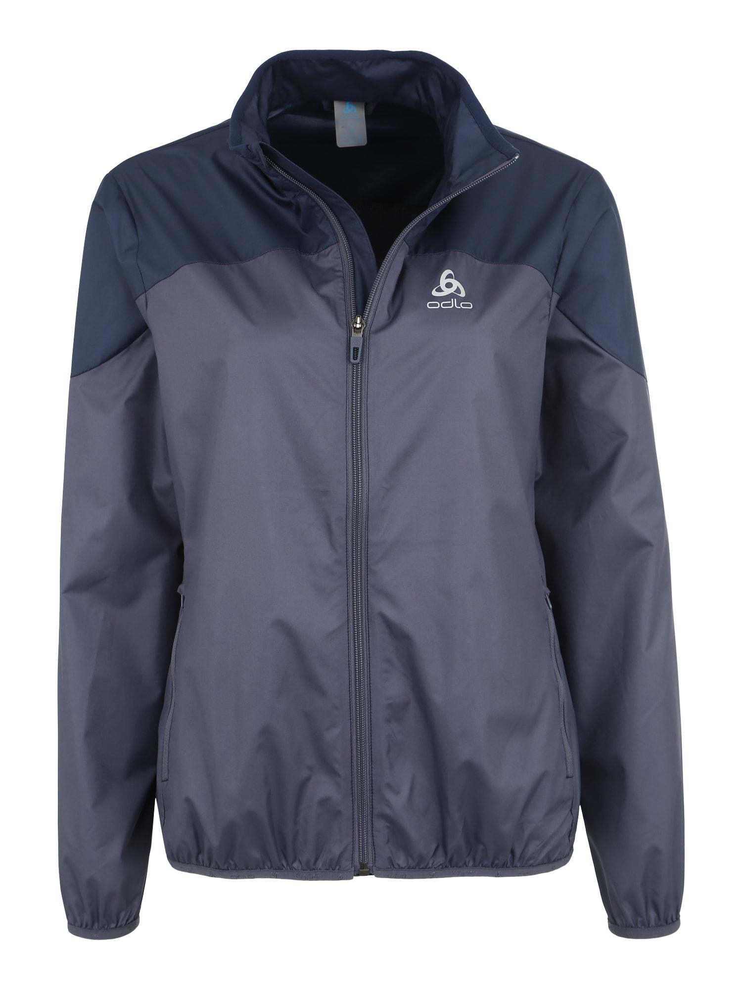 Outdoorová bunda námořnická modř ODLO