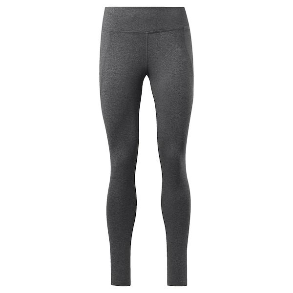 Hosen - Leggings › Reebok › graumeliert  - Onlineshop ABOUT YOU
