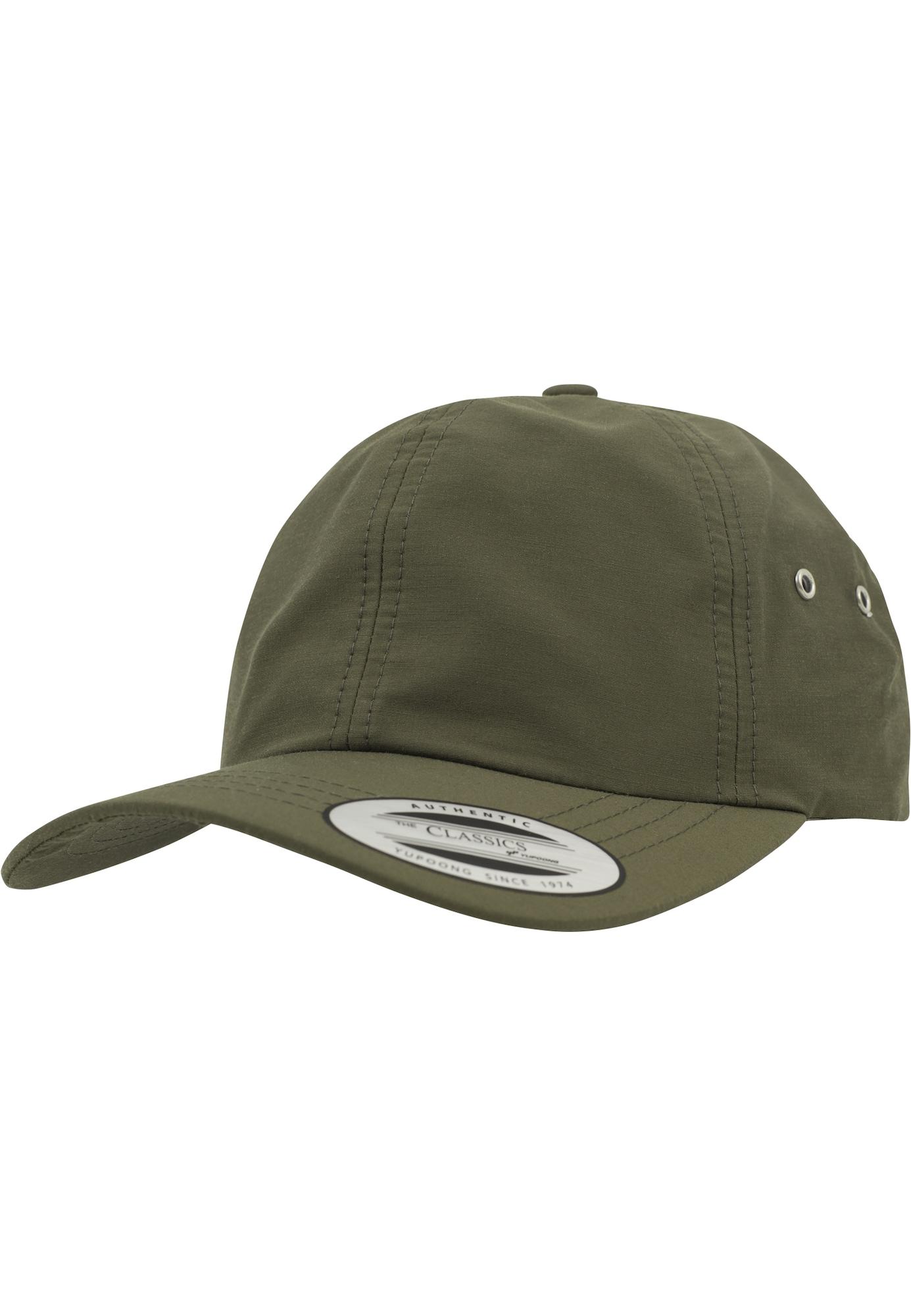 Flexfit Kepurė alyvuogių spalva