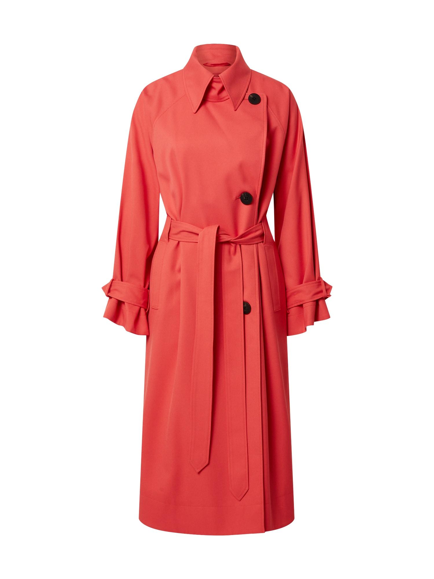 HUGO Prechodný kabát 'Makaly'  červené