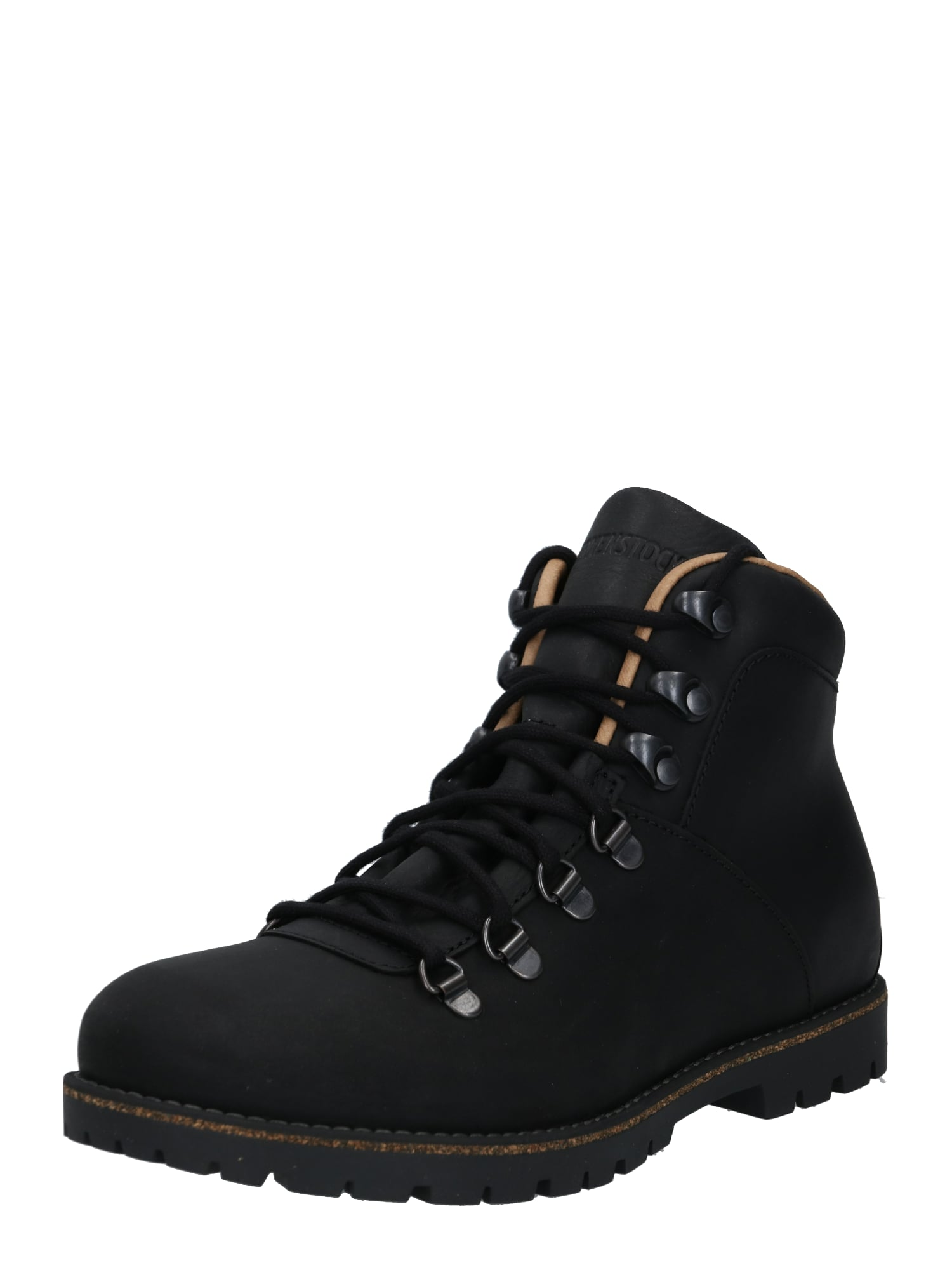BIRKENSTOCK Suvarstomieji batai 'Jackson' juoda