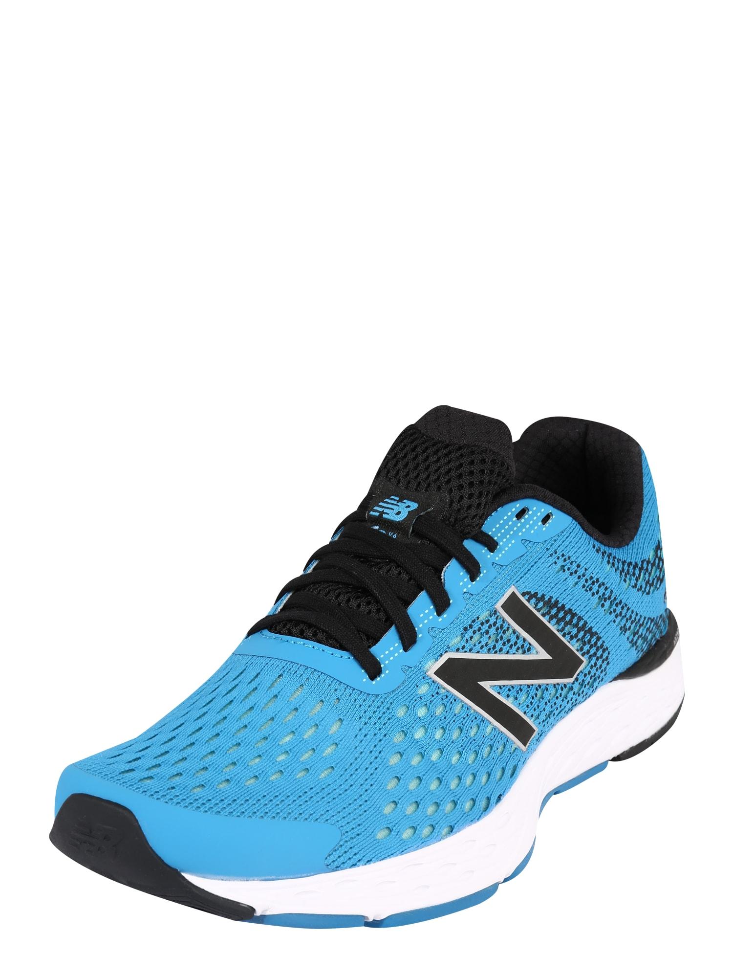 new balance Bėgimo batai '680 V6' mėlyna / juoda