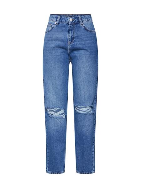 Hosen - Jeans 'DANA' › WHY7 › blue denim  - Onlineshop ABOUT YOU