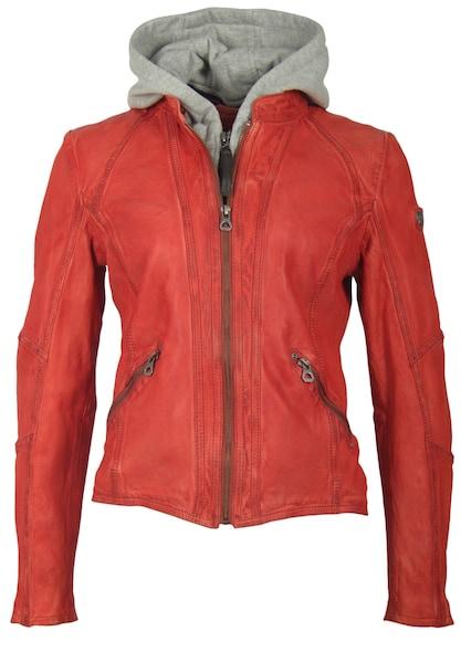 Jacken für Frauen - Gipsy Lederjacke 'FRISBY LEGV' rot  - Onlineshop ABOUT YOU
