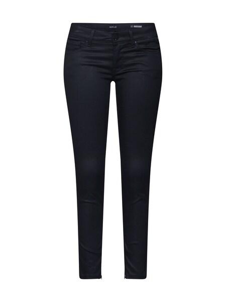 Hosen für Frauen - Jeans 'Luz' › Replay › schwarz  - Onlineshop ABOUT YOU