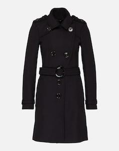 Mantel aus Wollmix Dagenham