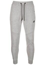 Herren Jogginghose Sport Knit grau | 00739655036569