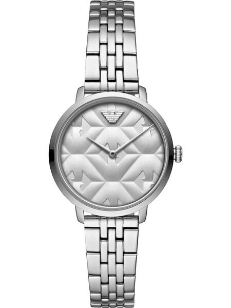 Uhren für Frauen - Emporio Armani Damenuhr silber  - Onlineshop ABOUT YOU