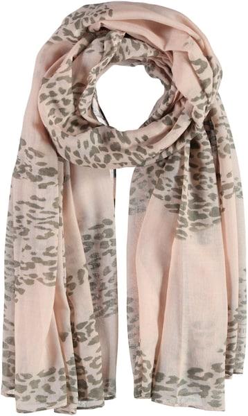 Schals für Frauen - Passigatti Polyester Baumwoll Schal khaki puder  - Onlineshop ABOUT YOU