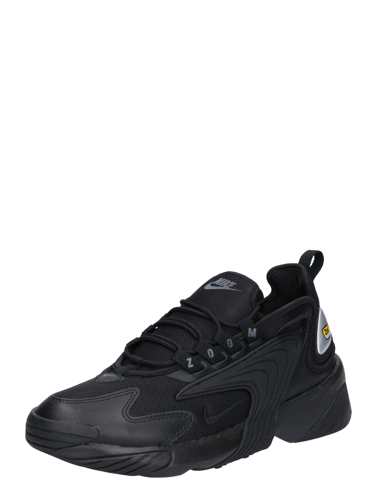 Nike Sportswear Sportbačiai be auliuko 'Zoom 2K' juoda