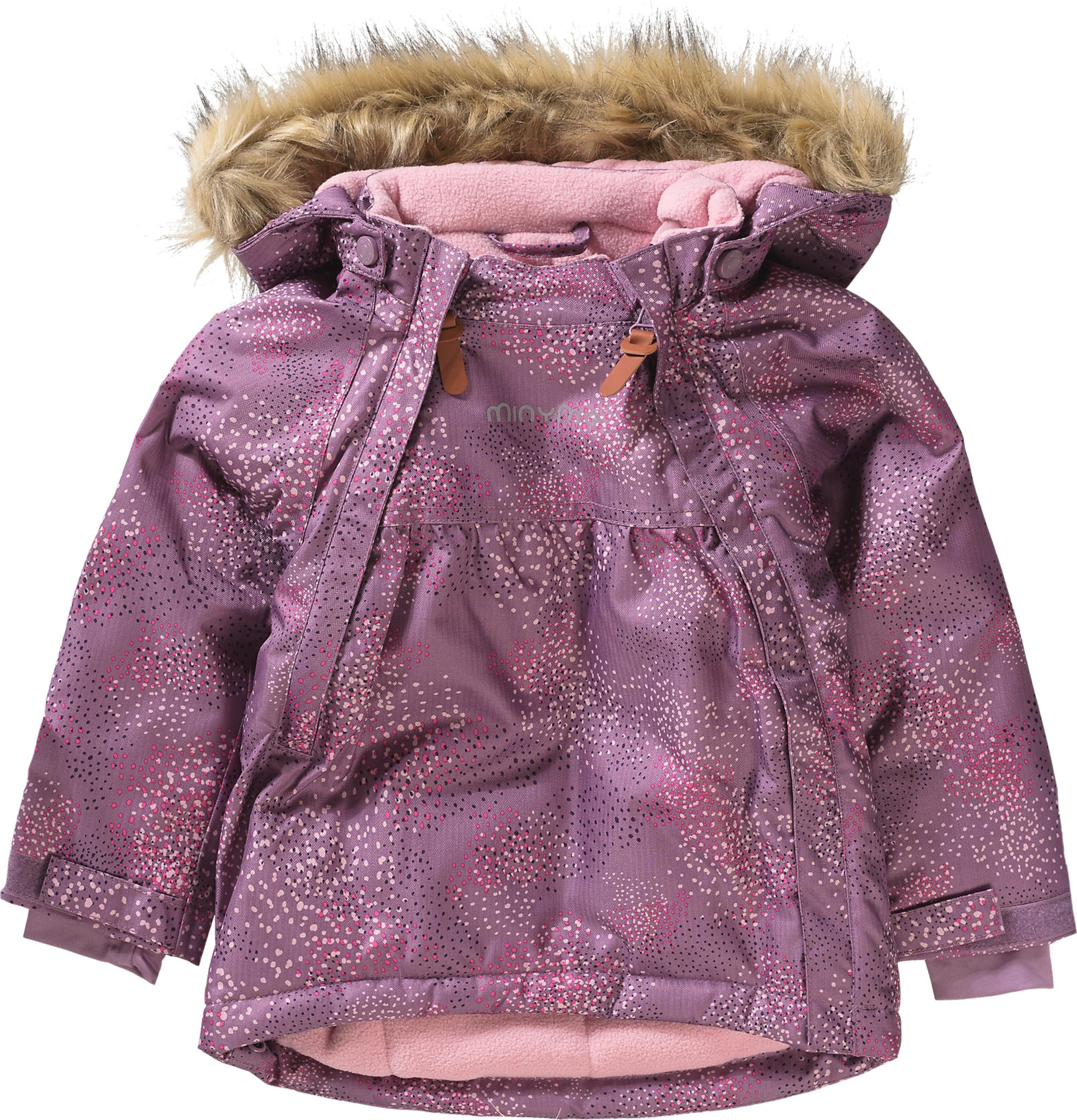 minymo baby winterjacke in lila about you. Black Bedroom Furniture Sets. Home Design Ideas