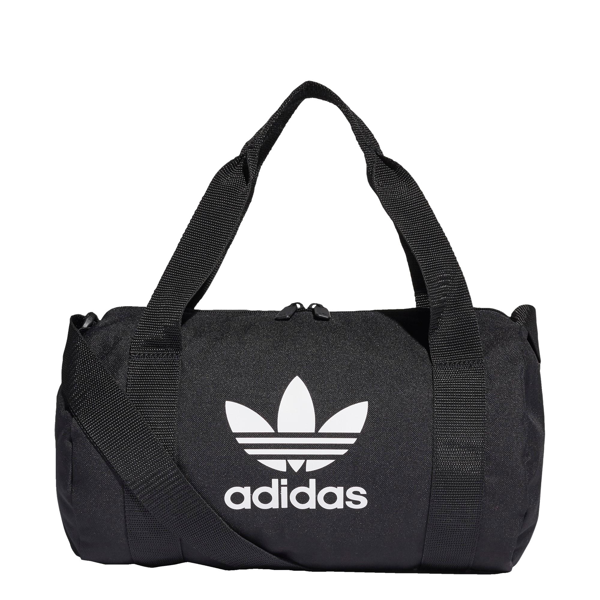ADIDAS ORIGINALS Kelioninis krepšys juoda / balta