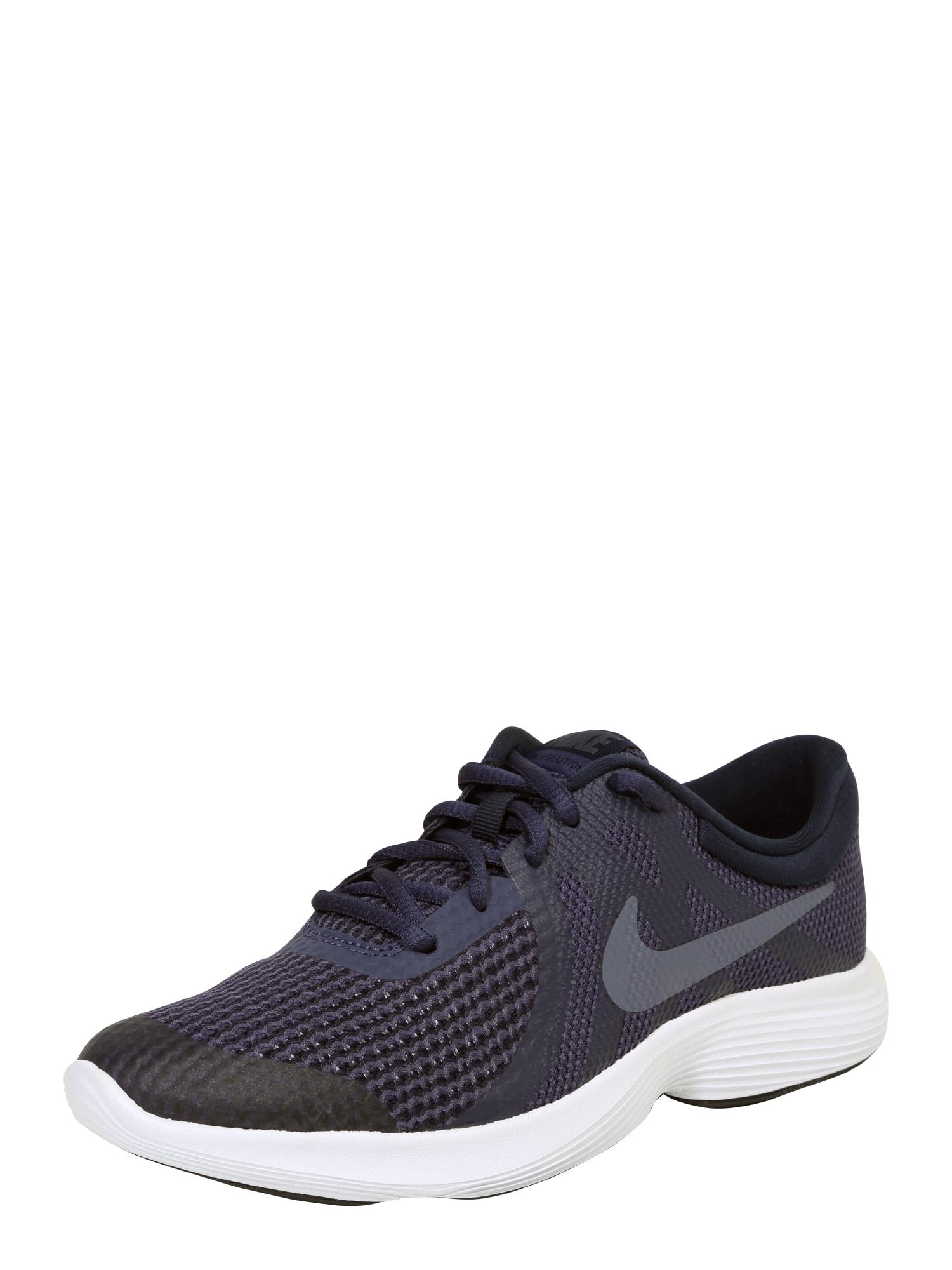 Sportovní boty Revolution 4 (GS) modrá NIKE