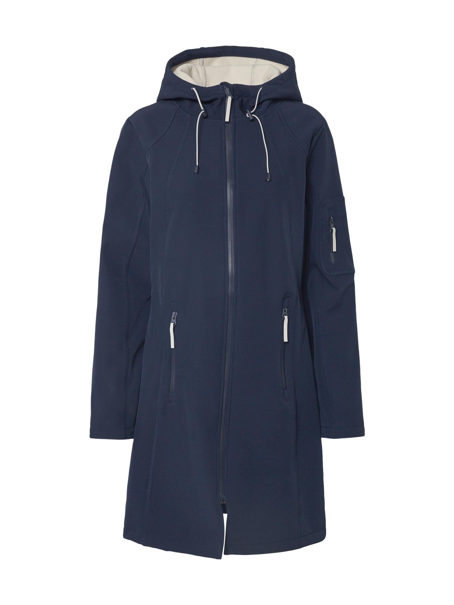 Soyaconcept Rudeninis-žieminis paltas 'JULLA' tamsiai mėlyna