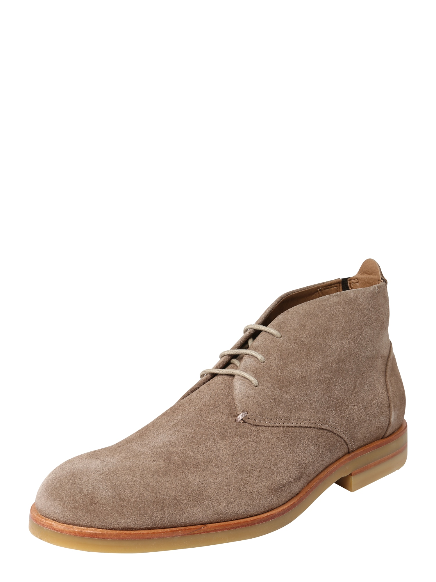 Šněrovací boty Bedlington šedobéžová Hudson London