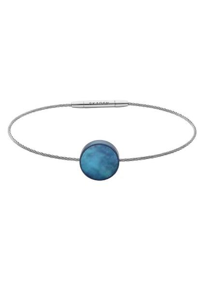 Armbaender - Armband › skagen › royalblau silbergrau  - Onlineshop ABOUT YOU