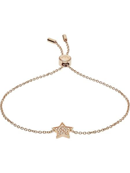 Armbaender für Frauen - Emporio Armani Armband 'EG3370221' rosegold  - Onlineshop ABOUT YOU