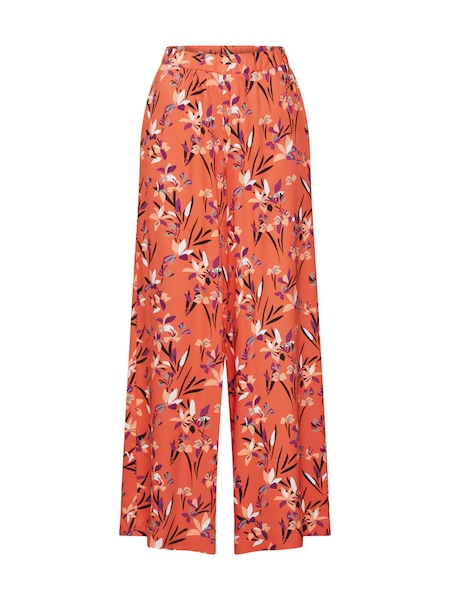 Hosen für Frauen - Hose 'NAIMAA TROPICAL SPIRIT' › ARMEDANGELS › mischfarben orange  - Onlineshop ABOUT YOU