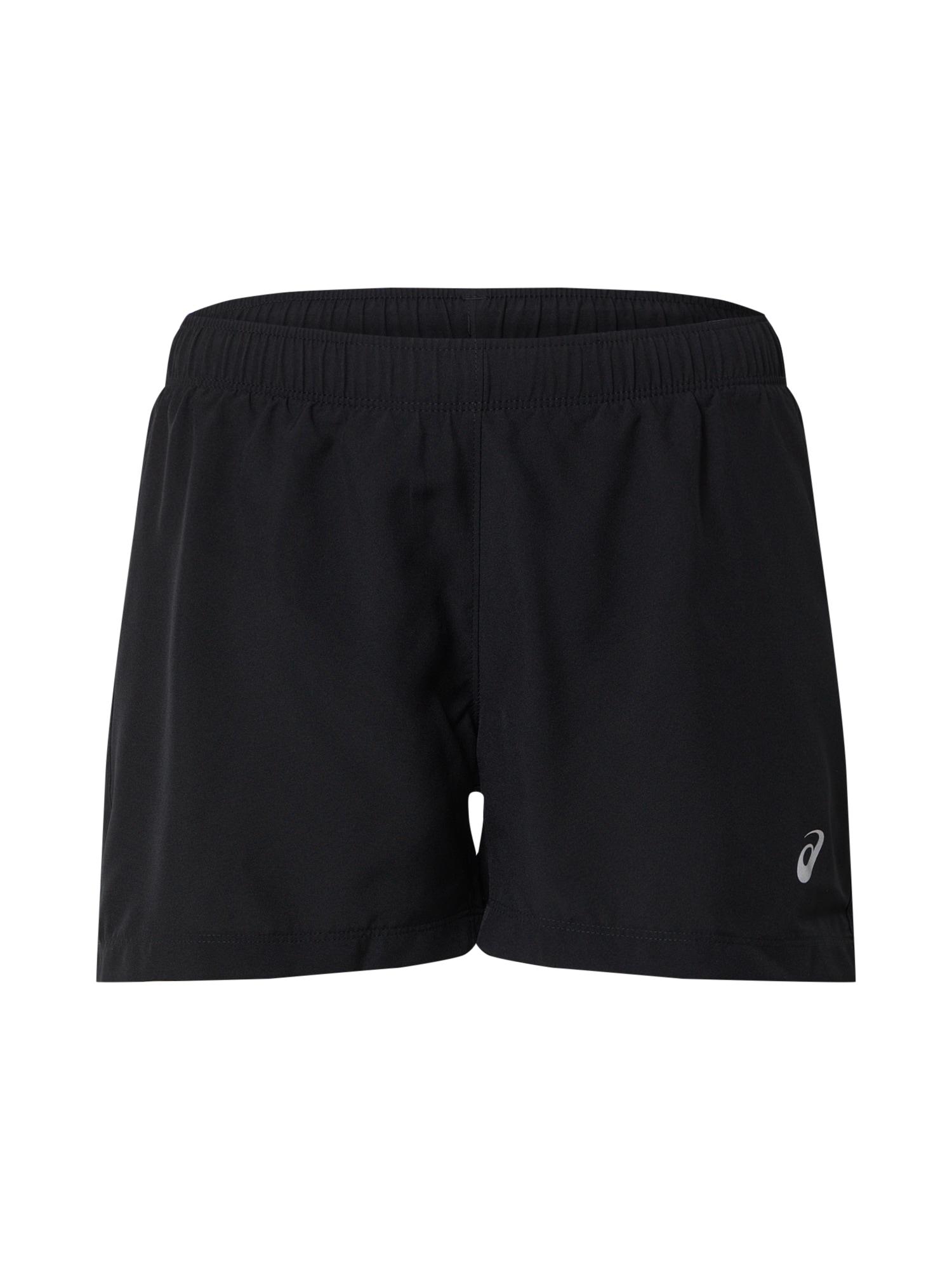 ASICS Sportovní kalhoty  černá