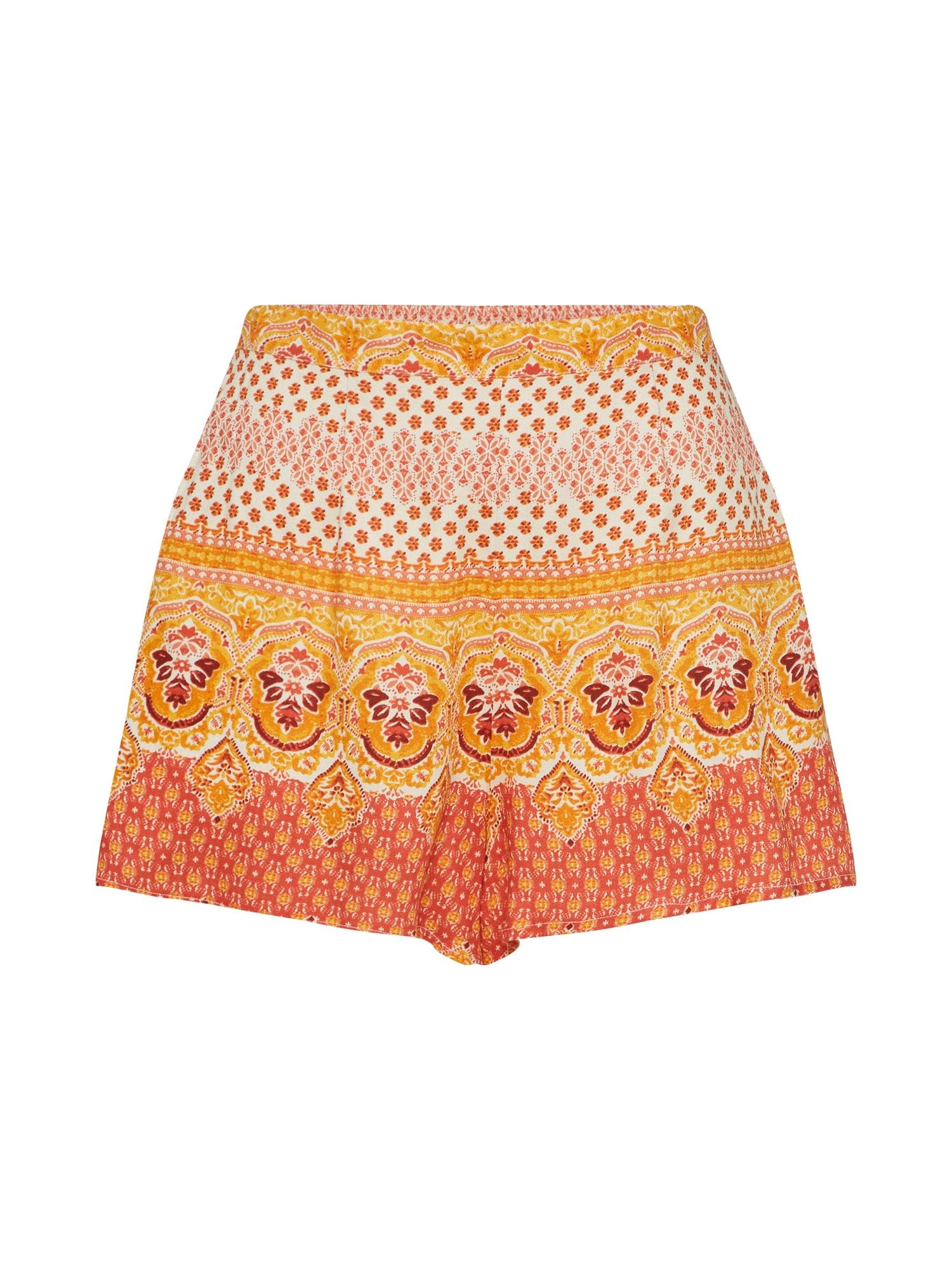 Kalhoty SUNDAY oranžová MINKPINK
