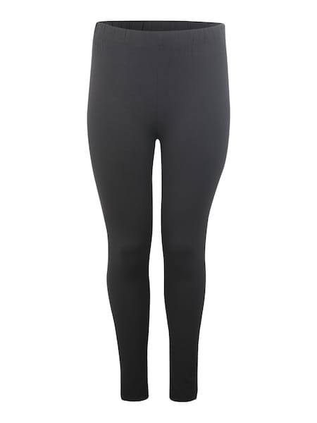 Hosen - Leggings 'Kaya' › ABOUT YOU Curvy › schwarz  - Onlineshop ABOUT YOU