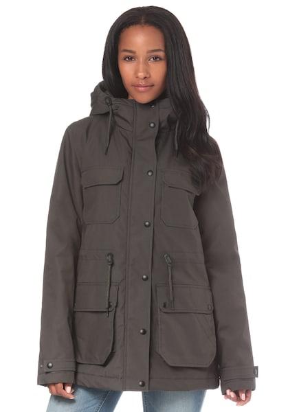 Jacken für Frauen - Volcom 'Venson' Funktionsjacke basaltgrau  - Onlineshop ABOUT YOU