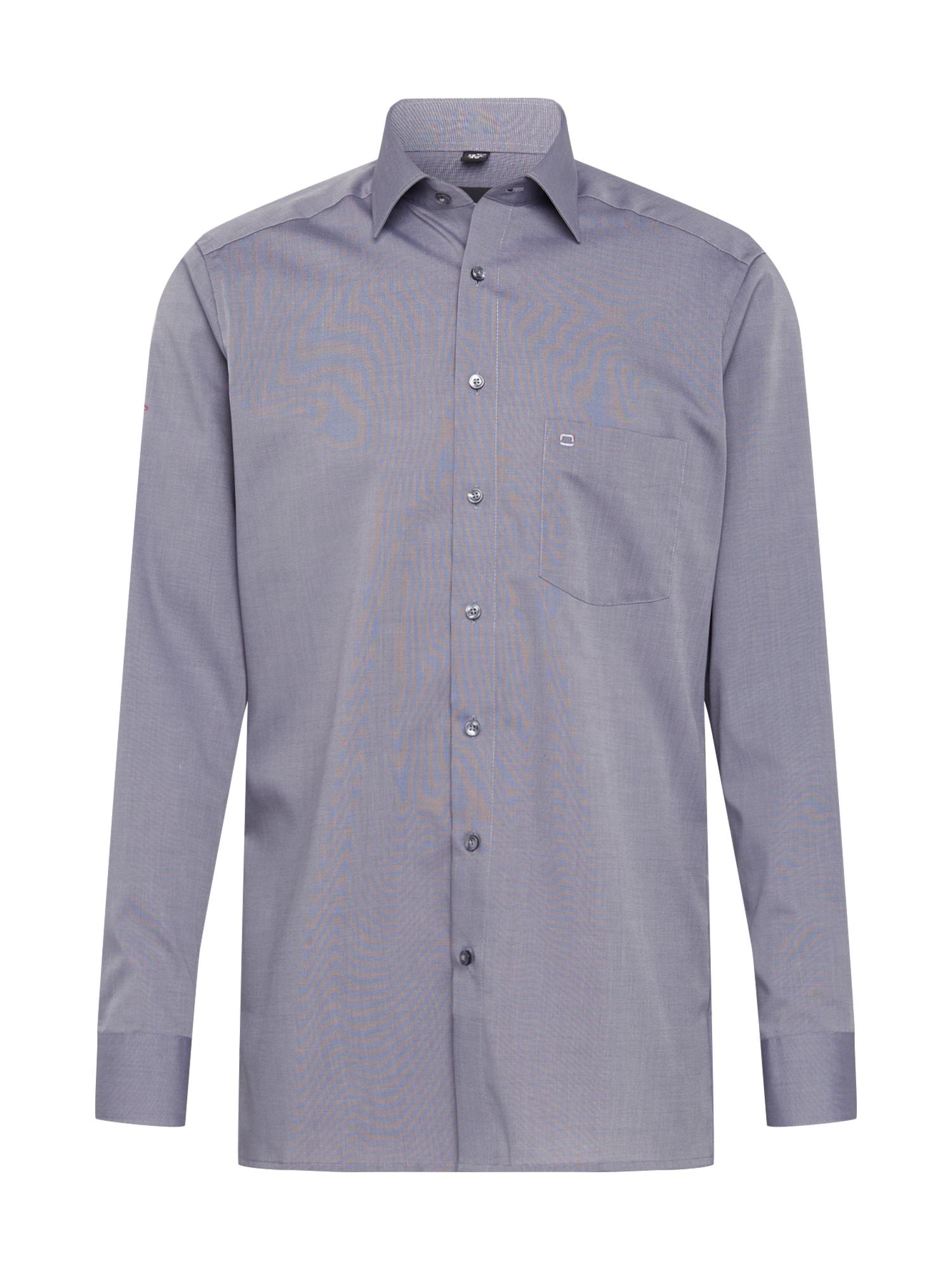 OLYMP Dalykinio stiliaus marškiniai pilka