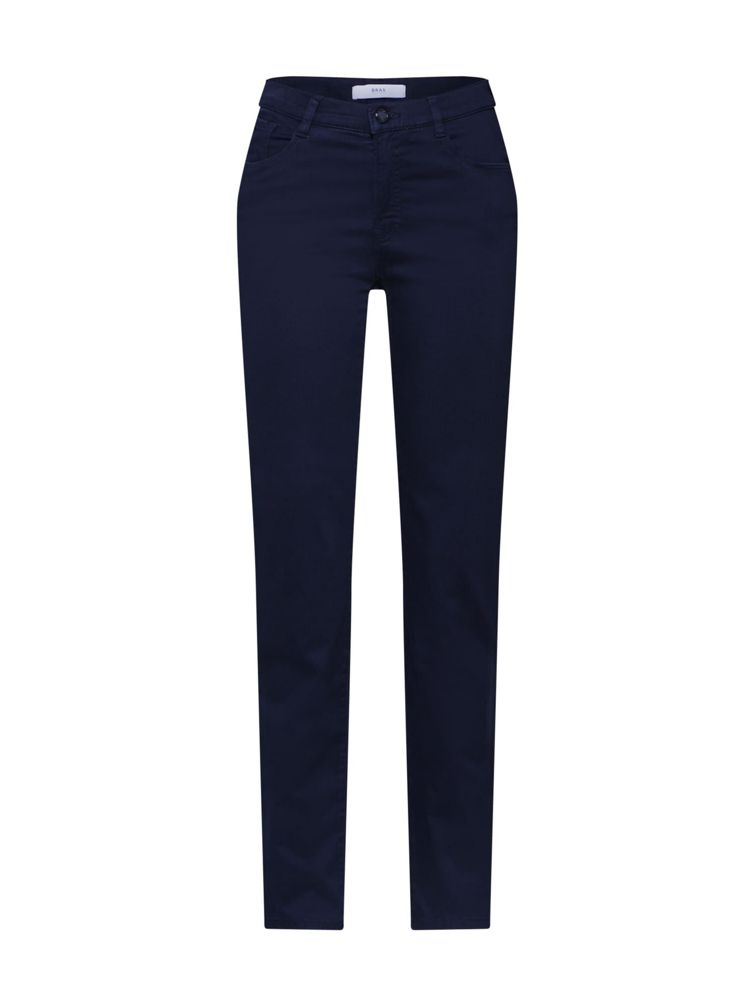 BRAX Kelnės 'Mary' tamsiai mėlyna