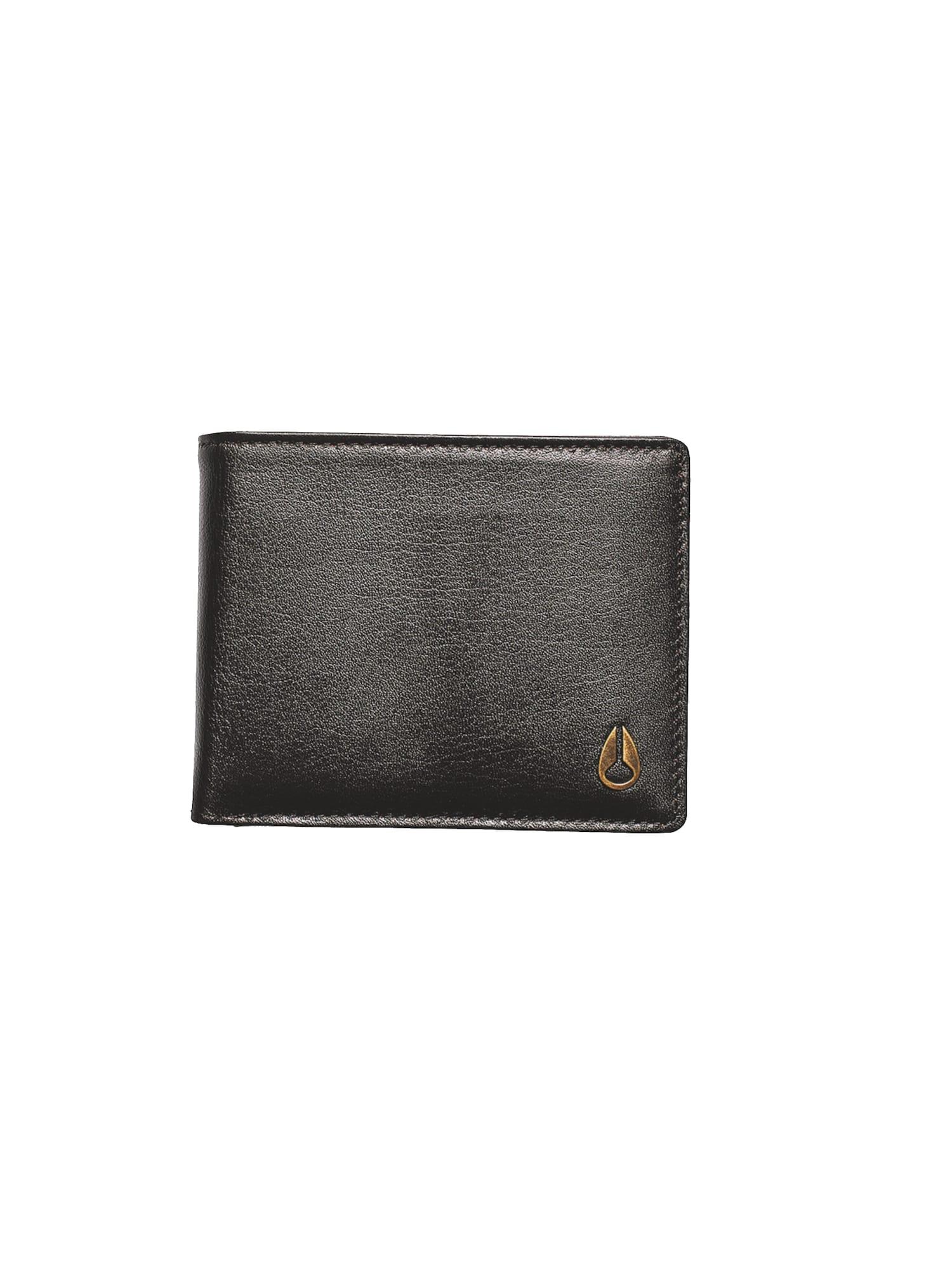 Peněženka Pass Leather Coin hnědá Nixon