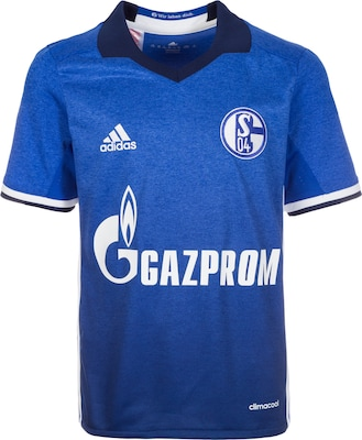 ADIDAS PERFORMANCE 'FC Schalke 04' Trikot Home 2016/2017 Kinder